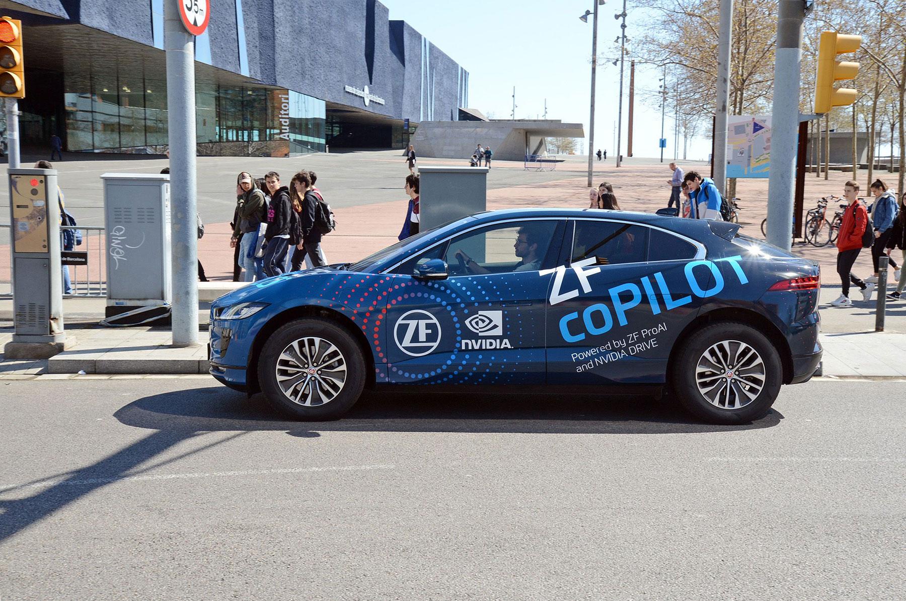 """ZF und NVIDIA präsentieren """"ZF coPILOT"""" in Shanghai - e-engine - Alles rund um E-Mobilität"""