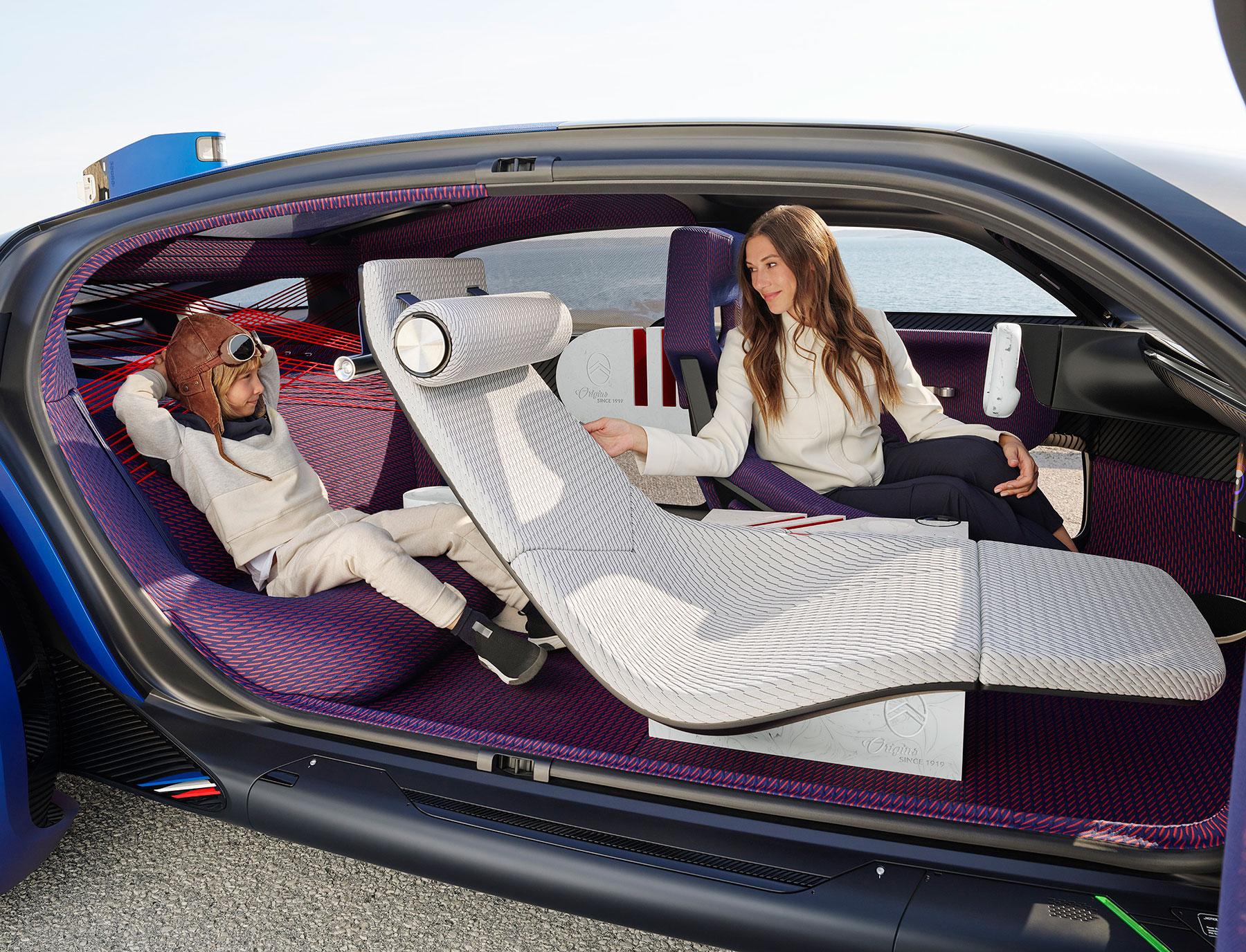 Citroën 19_19 Concept – ganz schön progressives Design