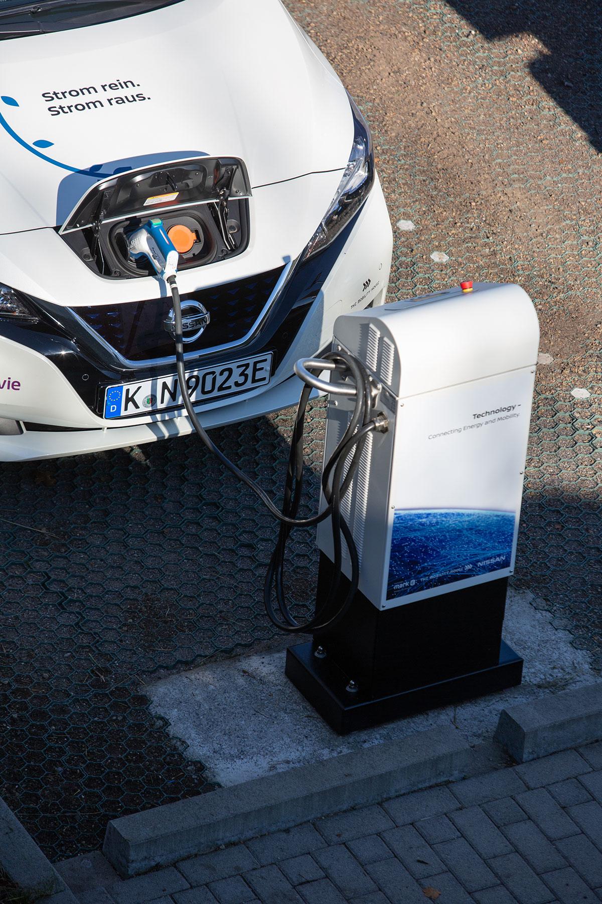 Was ist eigentlich Vehicle-to-Grid (V2G)?