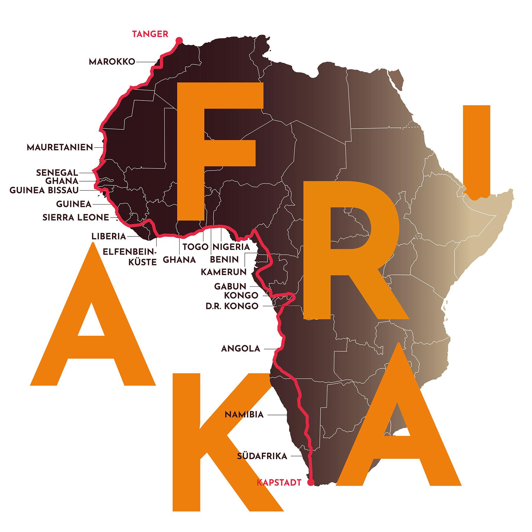 Zero: Mit einem Elektromotorrad durch Afrika für einen guten Zweck