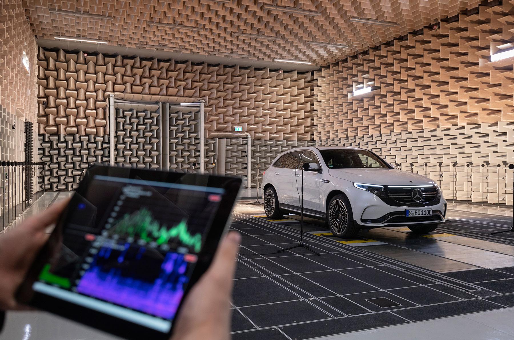 Warngeräusche bei Elektrofahrzeugen. Die Rückkehr des Lärms?