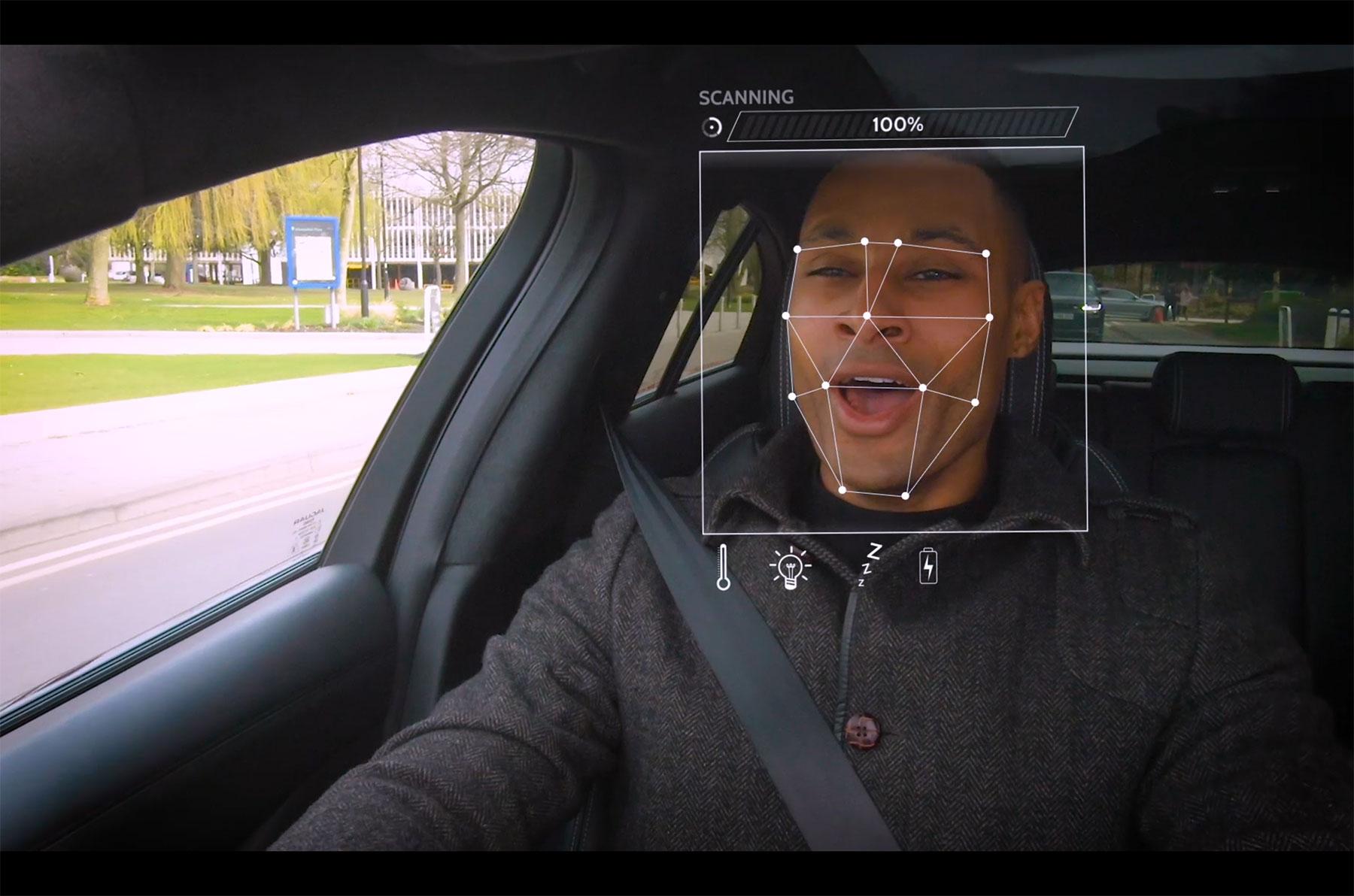 Jaguar Land Rover und die Anti-Stress-Technologie