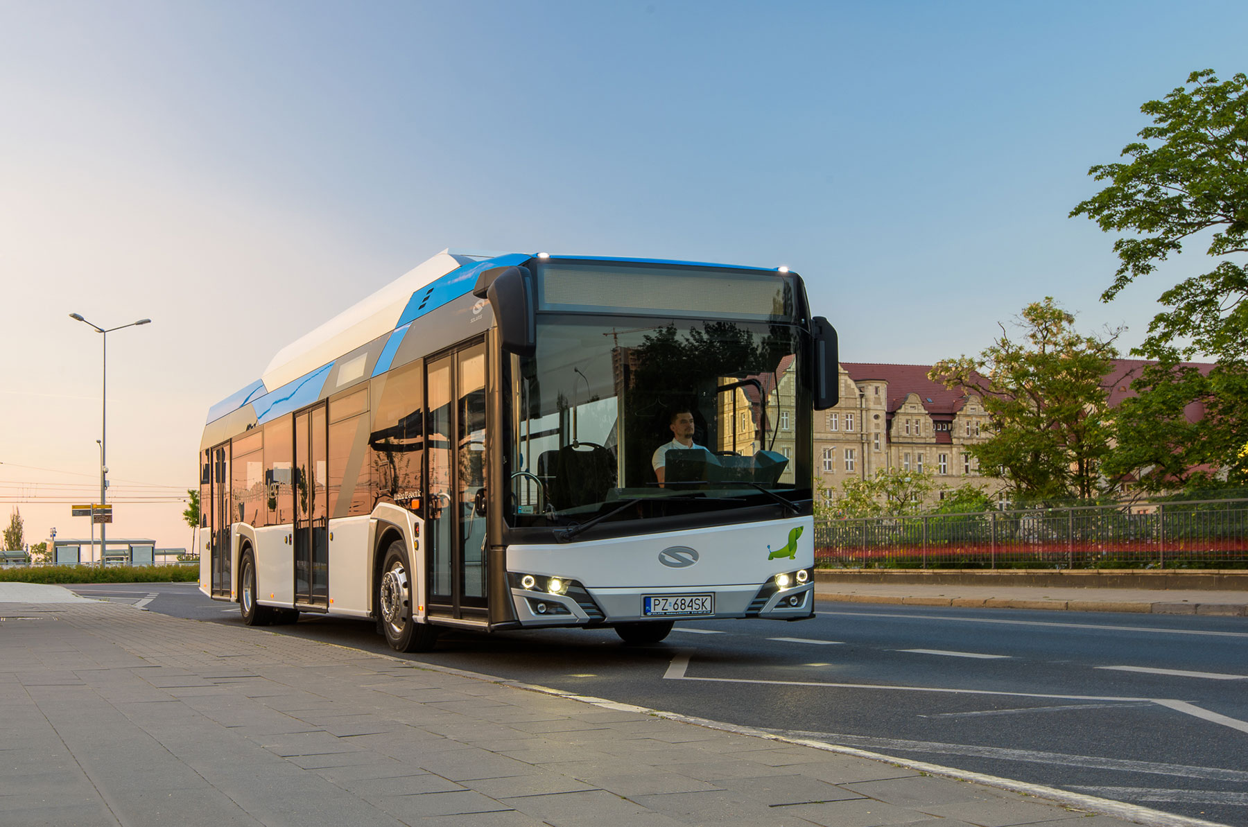 Solaris: 30 Urbino 12 electric gehen nach Venedig