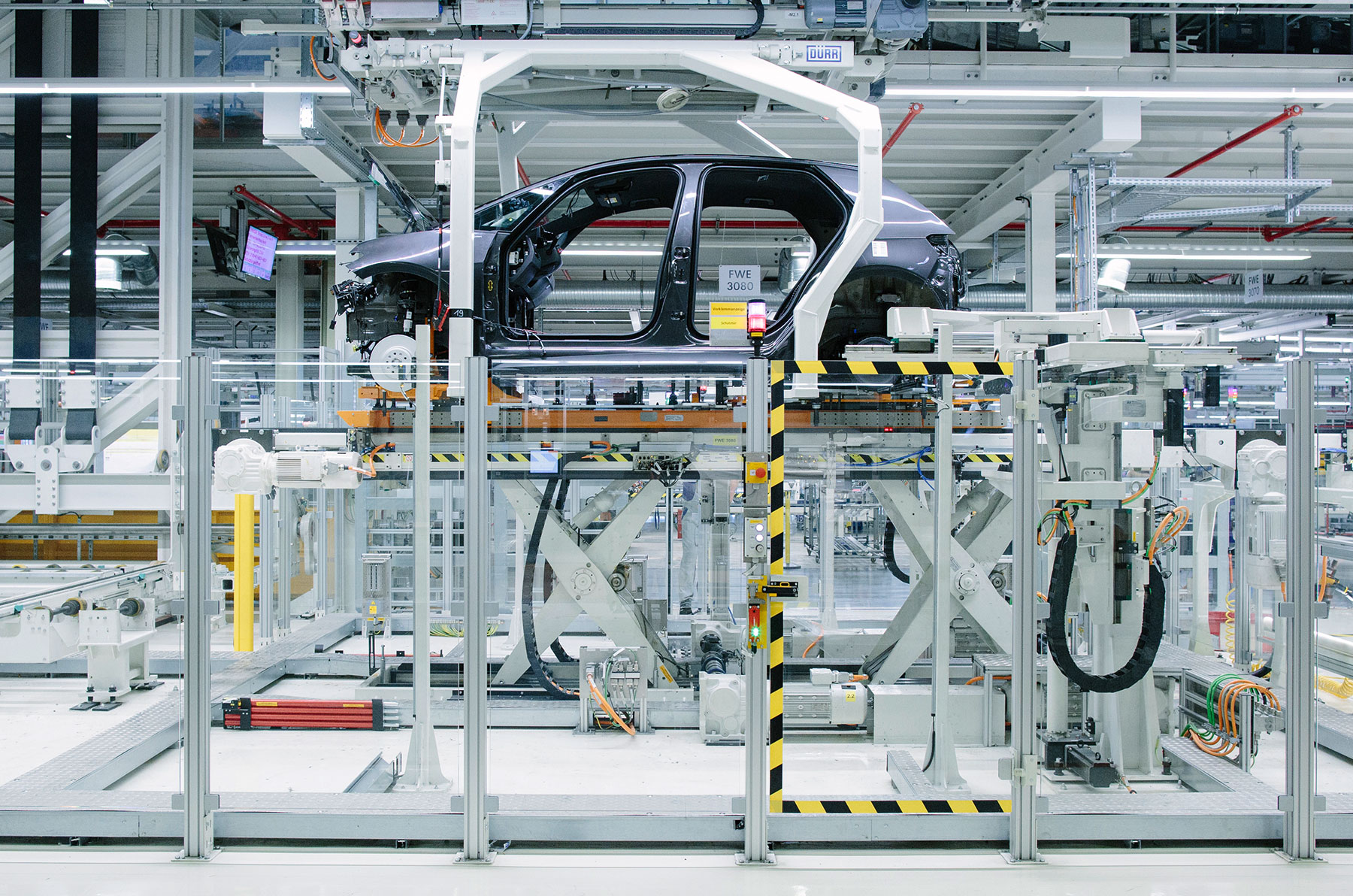 """VW-Konzern gibt richtig """"Gas"""": Zwickau von 100% Verbrenner auf 100% Elektro, ID.3, Northvolt und SKODA"""