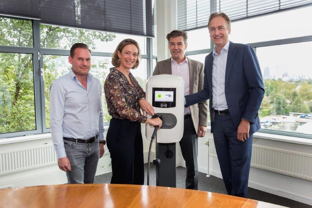 1000 neue Ladestationen für Rotterdam - e-engine - Alles rund um E-Mobilität