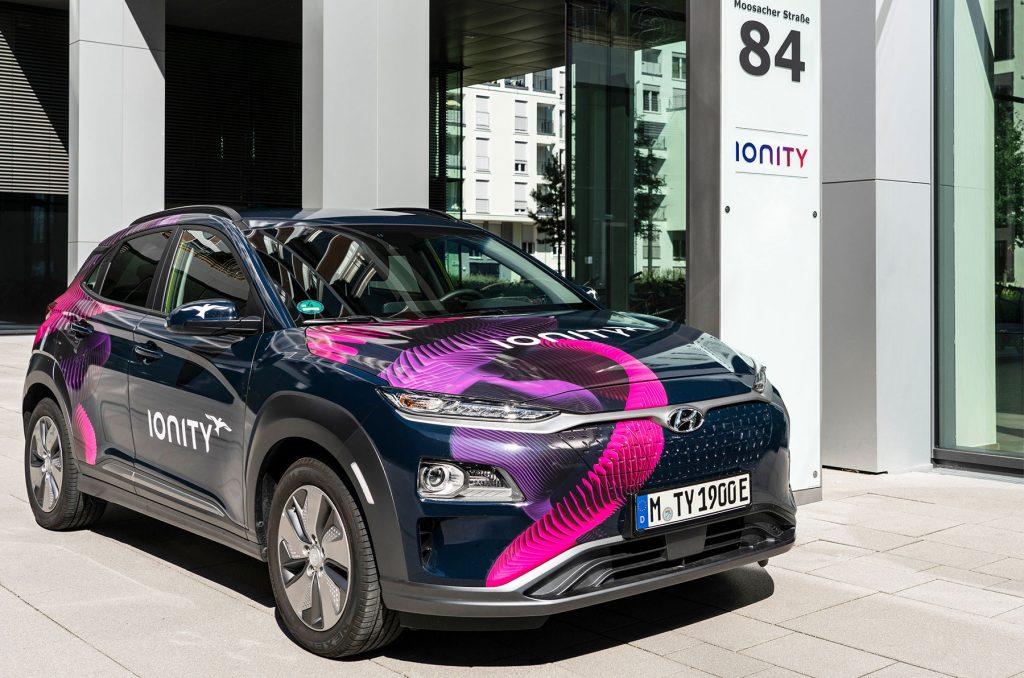 Hyundai und KIA: Neue strategische Partner bei IONITY