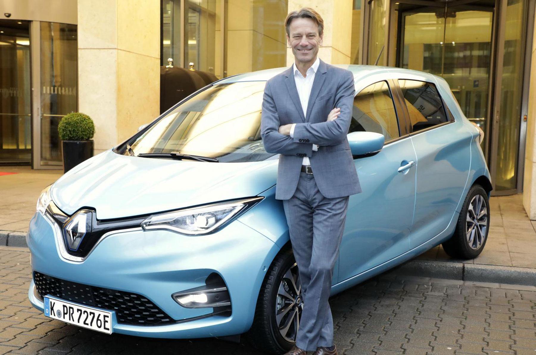 Faxen dicke. Renault gibt ab sofort 6000 Euro Elektrobonus für alle Stromer