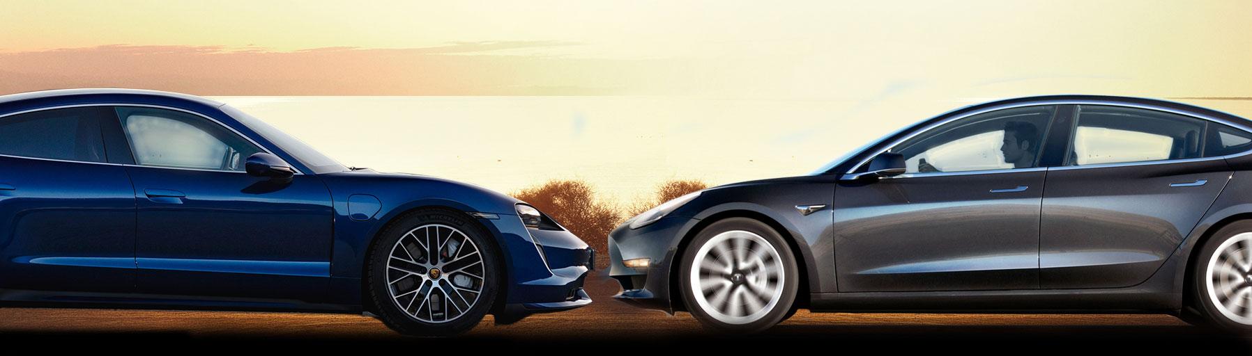 Weekend Kompakt: Tesla vs Porsche, Kölner Stadt Anzeiger und die Elektromobilität, Akkuzüge schlagen H2-Züge, Tesla CRM vs Salesforce